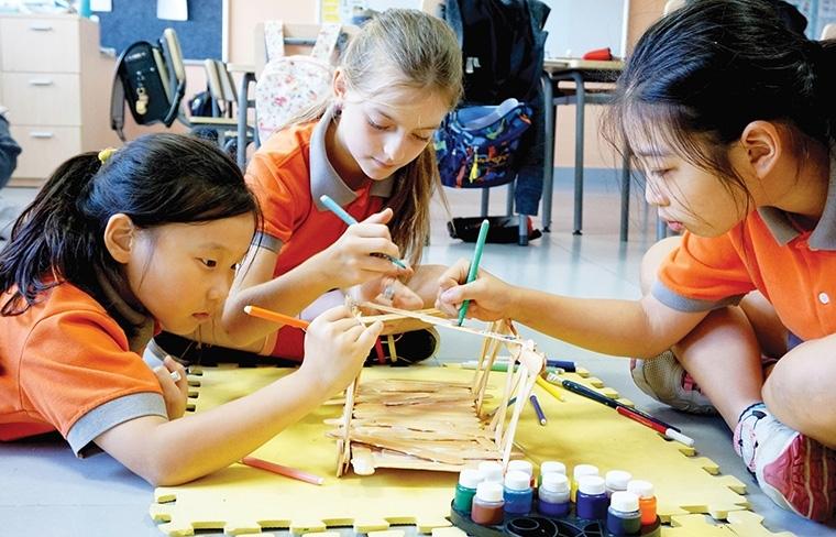KinderWorld the essence of Singaporean education