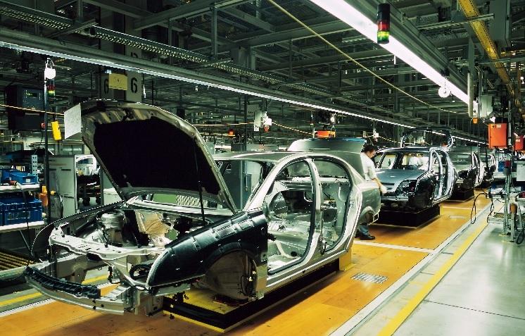 Continent's automobile production stutters yet again