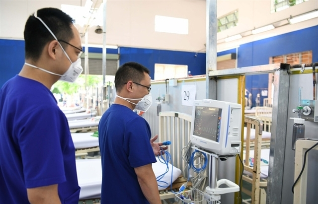 HCM City needs more medical personnel at hospitals treating COVID-19 patients