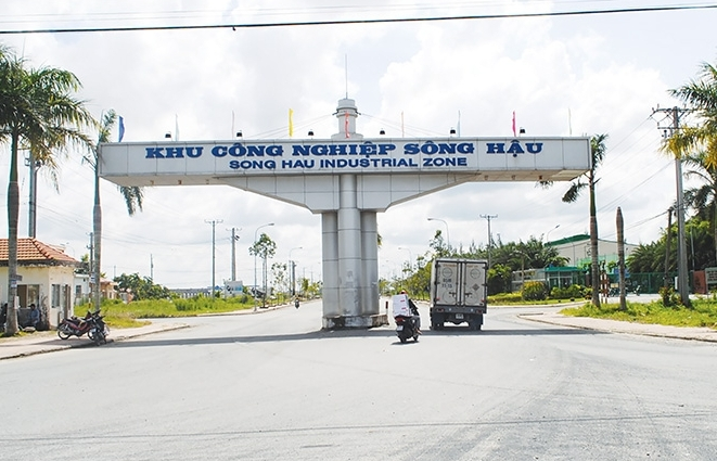 Hau Giang's confident strides in industrial zone evolution