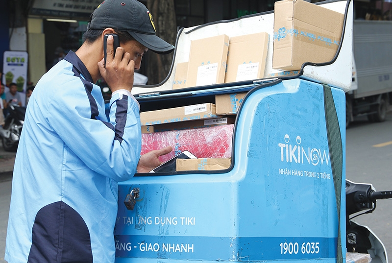 Some Vietnamese companies have attempted to list in the United States for years, Photo: Le Toan