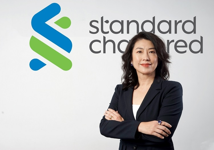 Michele Wee, CEO of British-backed lender Standard Chartered Vietnam