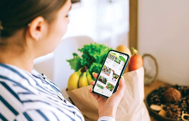 E-commerce groups welcome rush of agricultural products