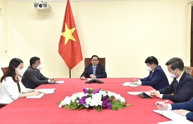 Pfizer to speed up COVID-19 vaccine delivery to Vietnam