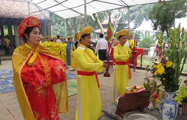 Thanh Hoa promotes cultural heritage values through tourism