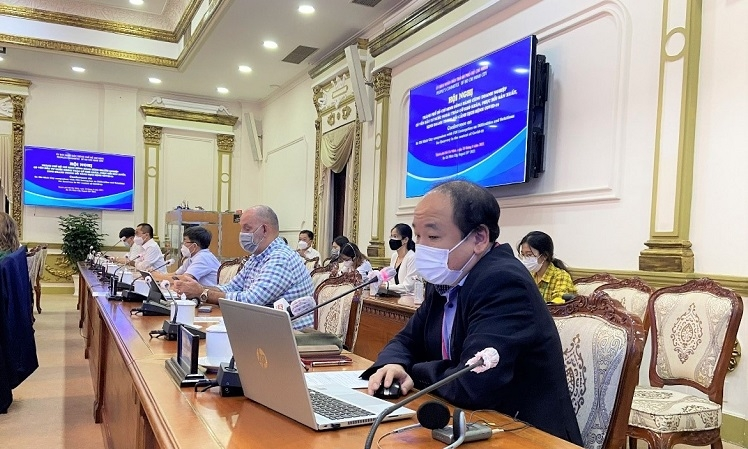 AEON Group proposes Ho Chi Minh City to support businesses for recovery in new normal