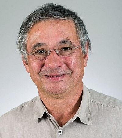 Denis Rondepierre, member of the French Communist Party (FCP) Central Committee (Photo: VNA)