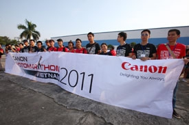 Canon Photo Marathon back to Hanoi with a bang!