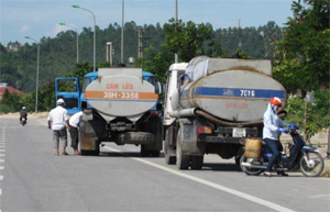Ministry may ban some petrol re-exports