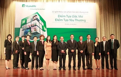 Manulife Vietnam launches new investment-linked insurance products