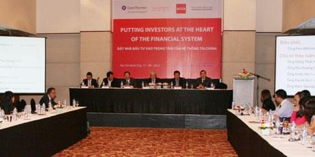 Grant Thornton puts investors first