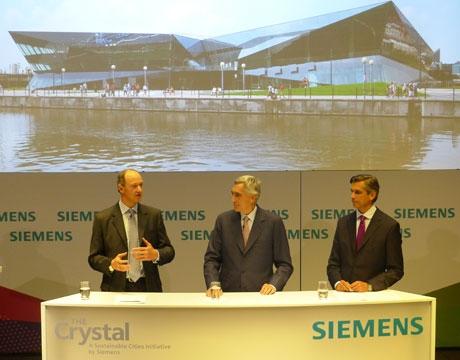 Siemens pushes urban development