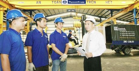 ThyssenKrupp increases its footprint