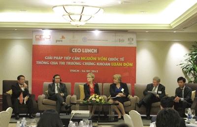 London Stock Exchange an opportunity for Vietnamese enterprises