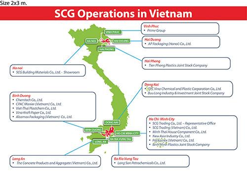 Vietnam key to SCG's ASEAN expansion