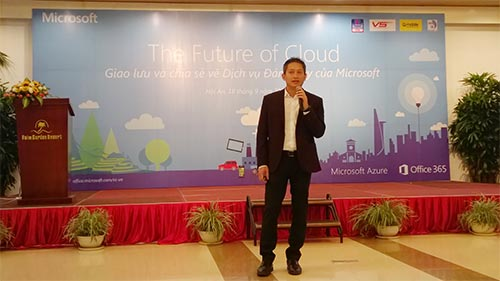 experience microsoft platform and cloud services to realise a better future