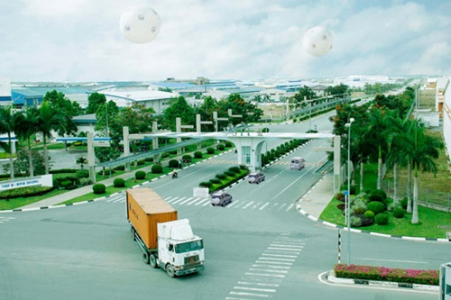 increasing numbers of industrial parks draw foreign investment