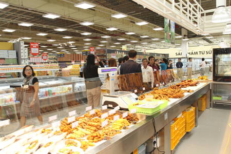 Korean retailer E-Mart to invest $200m in HCM City