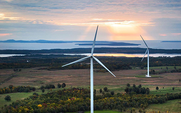 Mainstream renewable power and GE Energy Financial Services cooperate to develop wind farms in Vietnam
