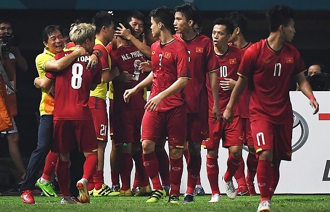 Vietnam aiming to make fans proud