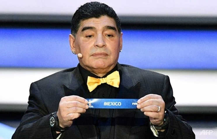 diego maradona to coach second division side dorados in mexico