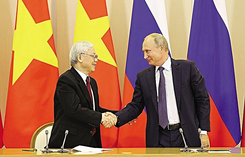 Russia visit brings raft of new co-operation deals