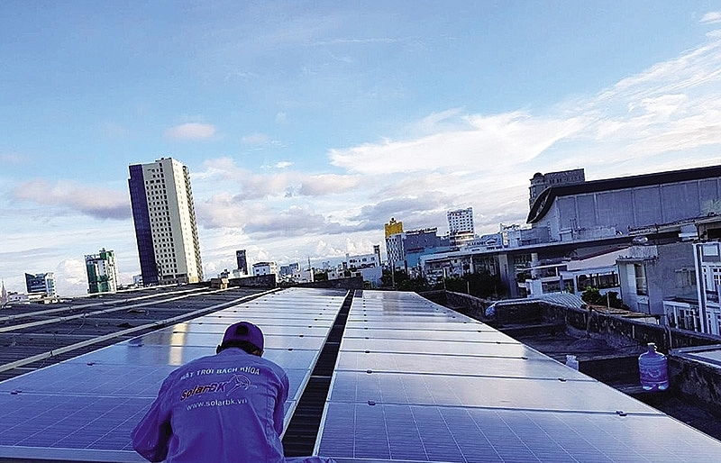 solar rooftop a major driver of green growth