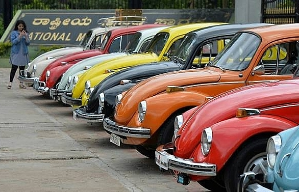 Volkswagen to stop production of iconic Beetle