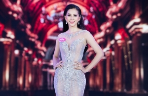 quang nams girl crowned miss vietnam 2018