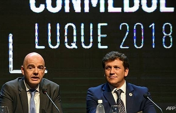 conmebol asks fifa to hold copa america in same years as euros