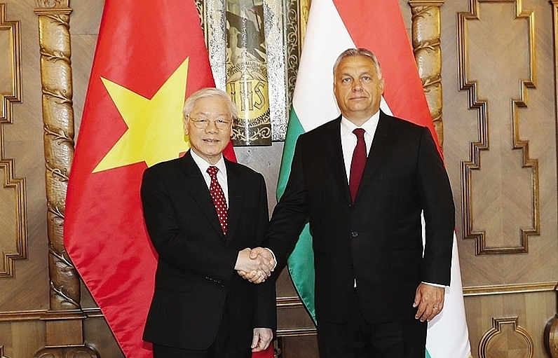Hungary relations raised to new level
