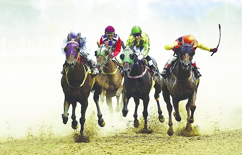 Local racetrack projects remain mostly on paper