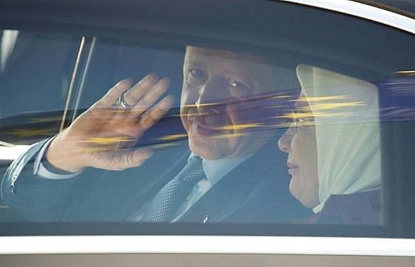 Merkel, Erdogan vow to rebuild ties despite rifts