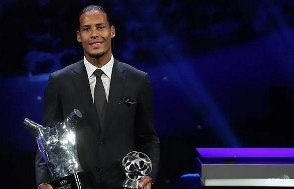 Van Dijk, Ronaldo and Messi shortlisted for FIFA award