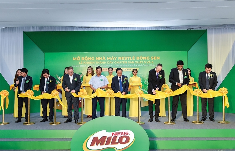 Enriching Vietnam with Nestlé values