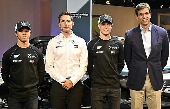 Mercedes embark on 'new mission' in Formula E