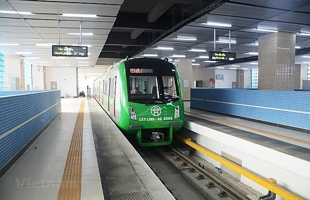 French consultants hired to assess Hanoi's first metro project