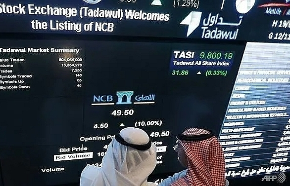 saudi arabia battles market jitters after oil plant attacks