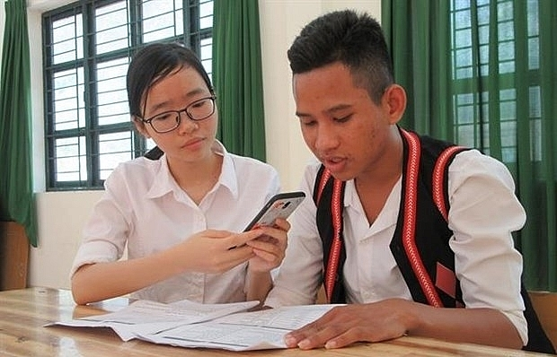 Students develop app to preserve Raglai language