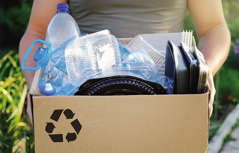 Groups striving for plastic reduction