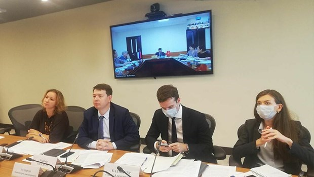 vietnam russia discuss prioritised investment projects amid covid 19