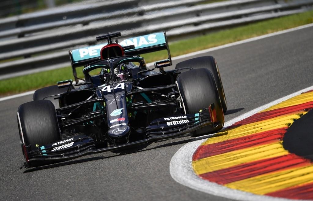 Hamilton aims to break Ferrari hearts at Monza's 'temple of speed'