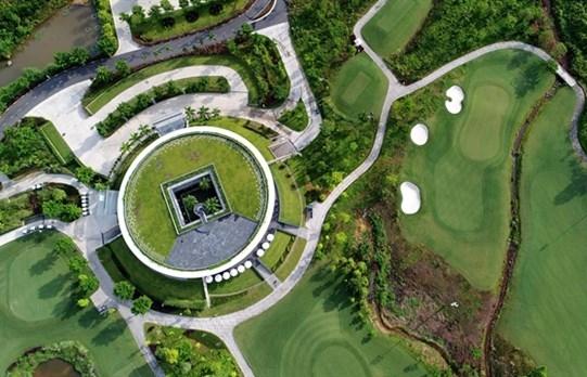 50-million USD beach golf course to be built in Da Nang