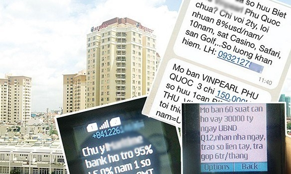 Real estate sellers to push social media and e-commerce marketing amid crackdown on spam