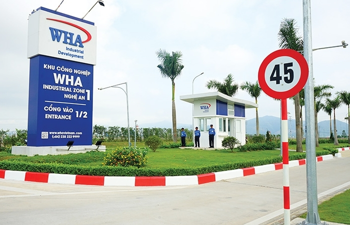 WHA's Nghe An IZ opens to global investment shifts