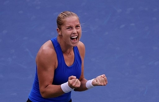 Rogers, Brady score upsets to lead home charge at US Open