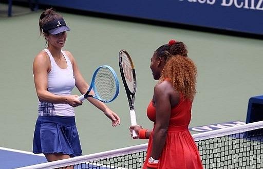 Serena, Medvedev move into US Open semi-finals