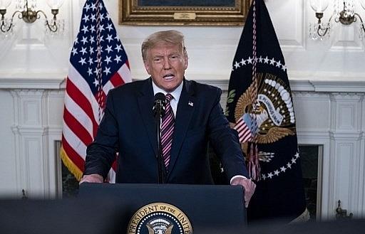 Trump admitted playing down coronavirus danger