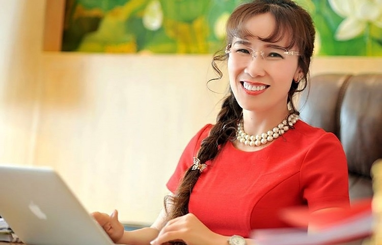 Vietjet CEO Nguyen Thi Phuong Thao named among 100 people transforming business in Asia
