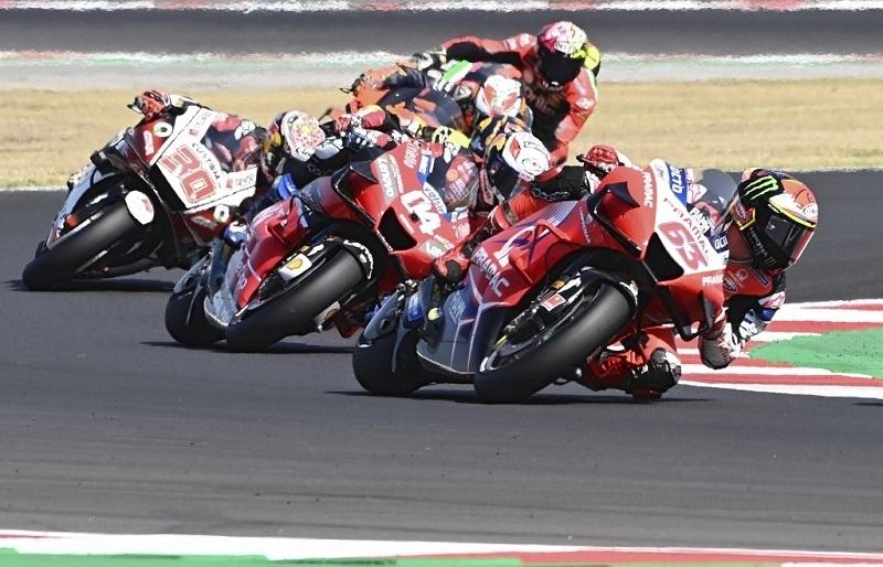 MotoGP leader Dovizioso confident for Misano re-run in 'crazy' season